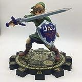 YUNDING Zelda Figura De Acción Muñeca 20cm Zelda Skyward Espada Figura De Acción Anime Juego De Anime Juguete Zelda Enlace Figura Colección Modelo Juguete