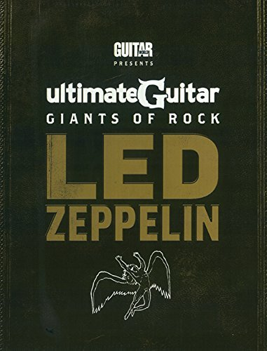 Guitar World -- Led Zeppelin Box Set (Book & DVD) (Ultimate Guitar) by Led Zeppelin (2011-05-01)