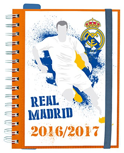 Grupo Erik Editores Real Madrid Agenda Escolar sv 2016/2017,...