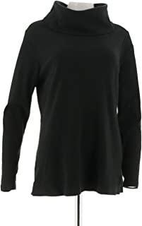 Liz Claiborne NY Essentials Cowl Neck Tunic A267430