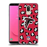 Head Case Designs sous Licence Officielle NFL Empreinte d'animal léopard Atlanta Falcons Art Coque...