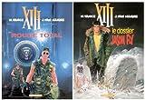 XIII tomes 4, 5, 6 - 2 albums + 1 gratuit - Dargaud - 06/01/2003