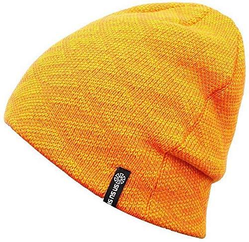 JIAHE115 Mini persoonlijkheid baseball cap Beanie hoed Unisex Man Vrouwen Warm Winter Gebreide Sport Ski Hoed Beanies Coltrui Cap
