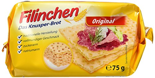 Filinchen Original Knusperbrot, 20er Pack (20 x 75 g Packung)
