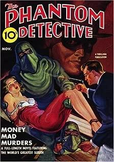 Phantom Detective - 11/39: Adventure House Presents