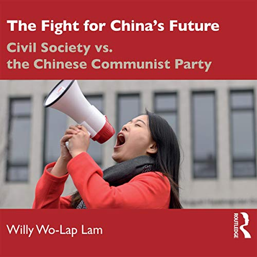 The Fight for China's Future cover art