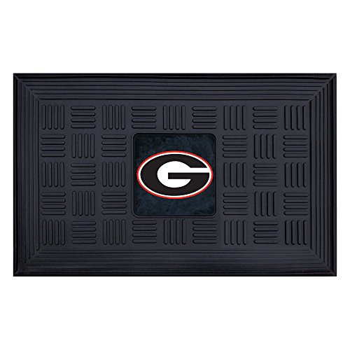 georgia bulldog bathroom mat - 2