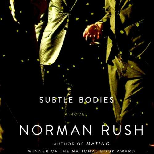 Subtle Bodies audiobook cover art