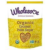 Wholesome Sweeteners, Inc, Organic Coconut Palm Sugar, 4Pack (16 oz) - New Look - Same Great Taste