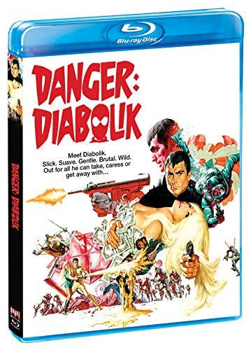 Danger: Diabolik [Edizione: Stati Uniti] [Italia] [Blu-ray]