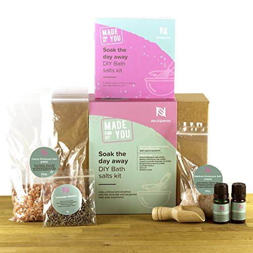 Naissance Kit Création Sels de Bain\