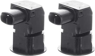 SCITOO Bumper Park Assist Sensor Backup Sensor fit for 07-15 Lexus IS250/Lexus IS350,07-11 13 14 Lexus GS350/GS450h,08-14 Lexus is F,08-11 Lexus GS460,01-07 Lexus GS430,97-06 Lexus GS300,Set of 2