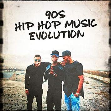 90s Hip Hop Music Evolution
