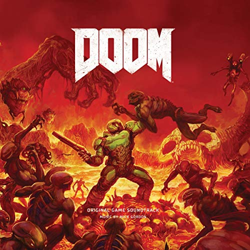 DOOM (ORIGINAL GAME SOUNDTRACK) [Vinilo]