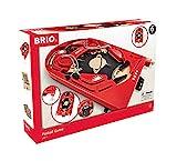 BRIO 34017, Pinball de Mesa, Juegos para Niños, Juegos Educativos, Edad Recomendada 6+, Dimensiones 52,5x34cm