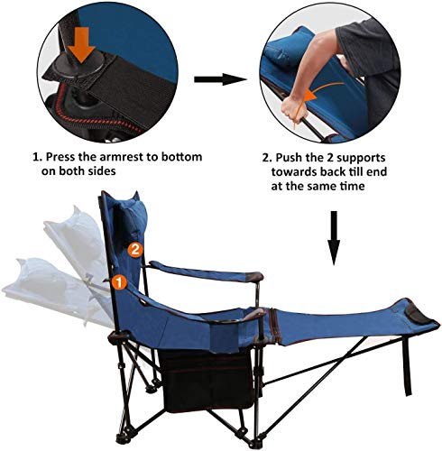 Redswing Reclining Chair