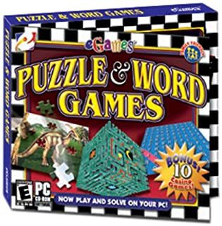 Puzzle And Word Games (Jewel Case) - PC