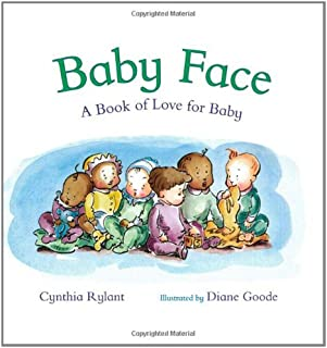 Baby Face: A Book of Love for Baby