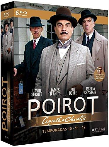 Poirot - Temporadas 10, 11 Y 12 [Blu-ray]