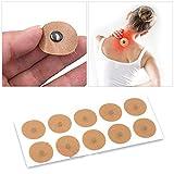 Hejia Magnetische Pflaster Schmerzlinderung Magnetische PflasterWirksam bei arthritischen Rücken-