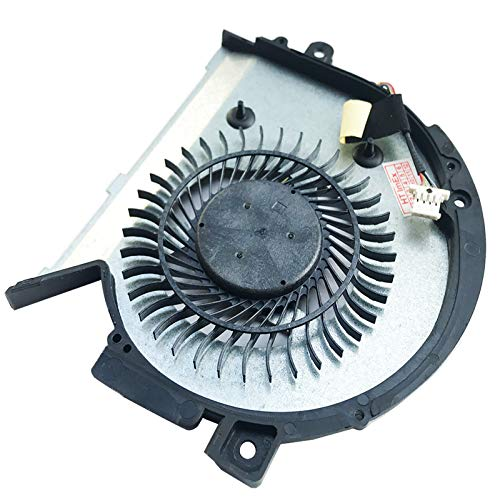 Lüfter Kühler Fan Cooler kompatibel für HP Envy X360 15-BP, Envy X360 15-BP000, Envy X360 15-BP100, Envy X360 15-BQ, Envy X360 15-BQ000, Envy X360 15-BQ100