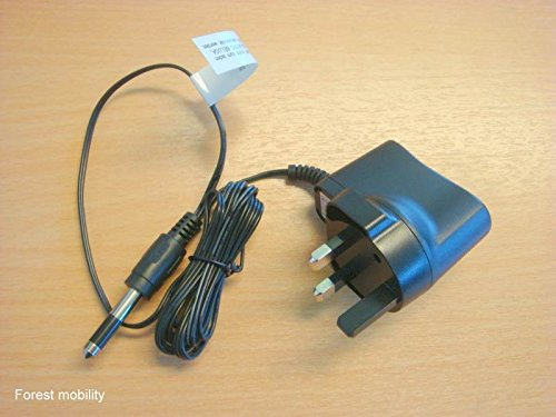 Invacare Aquatec Orca Replacement Battery Charger For Bath Seat Lift...