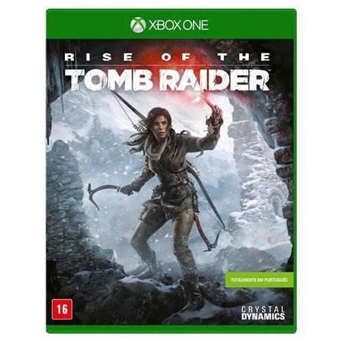 XBOX ONE Rise Of The Tomb Raider Import Version komplett auf deutsch spielbar