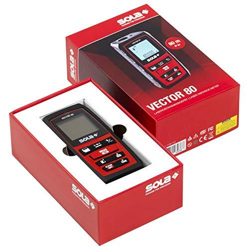 Laser Entfernungsmesser Sola Vector 80 - 3