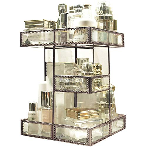 Makeup Organizer and Perfume Holder