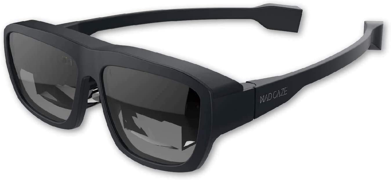 """MAD Gaze Glow - AR MR Binocular Smart Glasses 