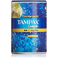 Tampax Compak Tampón Regular Tampones - 14 Unidades