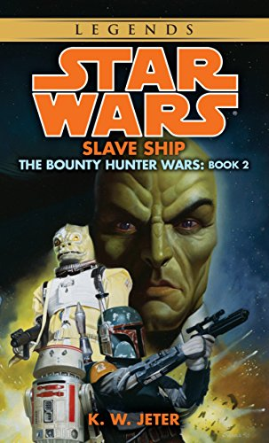 SW BOUNTY HUNTER #02 SLAVE SHI: Book 2 (Star Wars: the Bounty Hunter Wars)