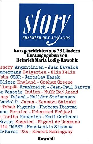 story - Erzähler des Auslands: Kurzgeschichten aus 28 Ländern
