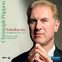 チャイコフスキー:交響曲 第2番&第3番 (Tchaikovsky: Symphonies No. 2 & 3)