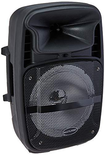 Multilaser SP293 Caixa De Som Amplificadora Ativa , 8', Preto
