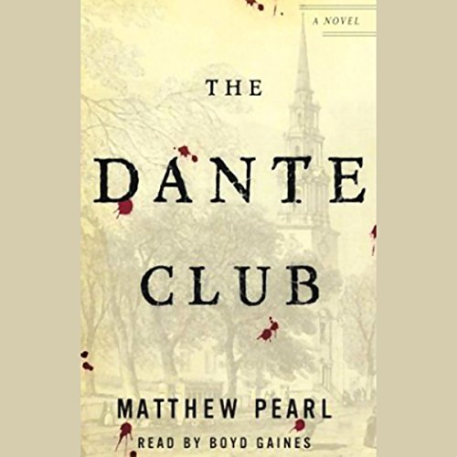 The Dante Club cover art