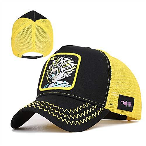 No brand Cappelli, Berretti Sportivi Casuali Berretti da Tennis Cappellini da Baseball Cappelli da Sole Cappelli da Coppia Selvaggi Regolabile Nero-AIHS