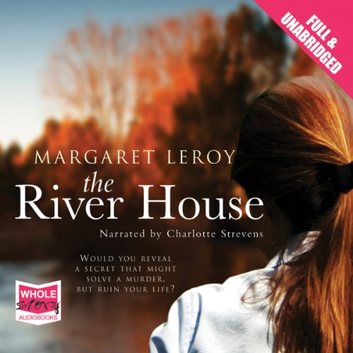 The River House audiobook cover art