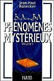 B.A.-BA des phénomènes mystérieux - Volume 1