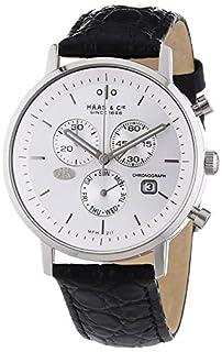 Haas & Cie. Chronograph Vitesse Silver Gents Watch MFH211ZSA (B000XZ1HR2) | Amazon price tracker / tracking, Amazon price history charts, Amazon price watches, Amazon price drop alerts