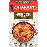 Zatarain's New Orleans Style Mixes Gumbo Mix, 7 Oz