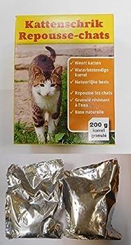 Repousse chat Repulsif répulsif granulé d'huile de lavandin - 200g - 089