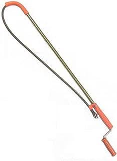 General Wire Spring 3FL-DH Down Head Closet Auger