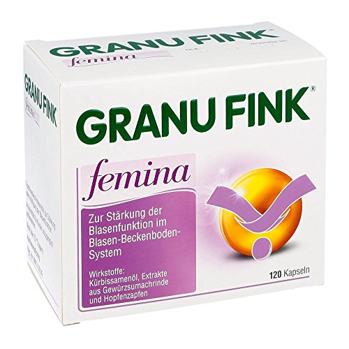 GRANU FINK femina, 120 St. Kapseln