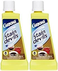 Best Powder Red Wine Stain Remover – Carbona Stain Devils