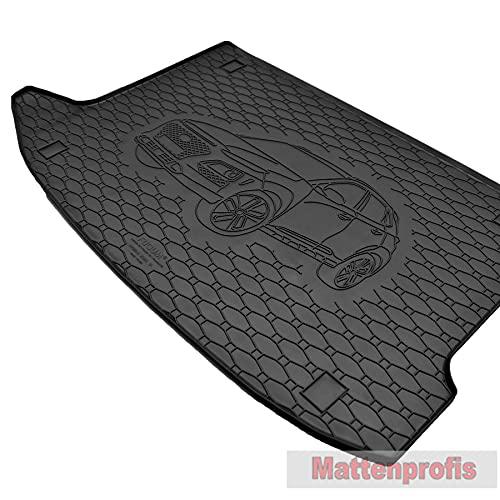 Mattenprofis Gummimatte Kofferraumwanne GKK passend für Hyundai Kona oberer Boden ab Bj.2017
