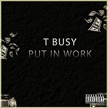 Put in Work (feat. 20millz) - Single