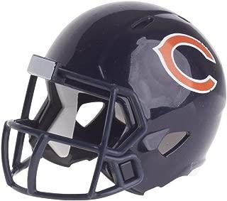 Chicago Bears NFL Riddell Speed Pocket PRO Micro/Pocket-Size/Mini Football Helmet