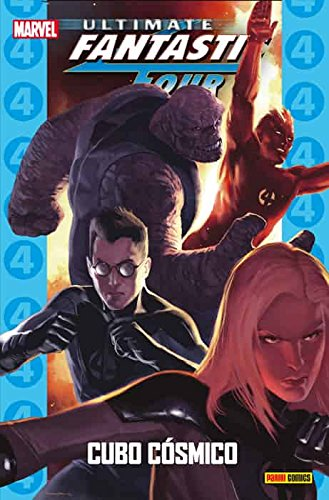 Ultimate 76. Fantastic Four 9. Cubo Cósmico (COLECCIONABLE ULTIMATE)