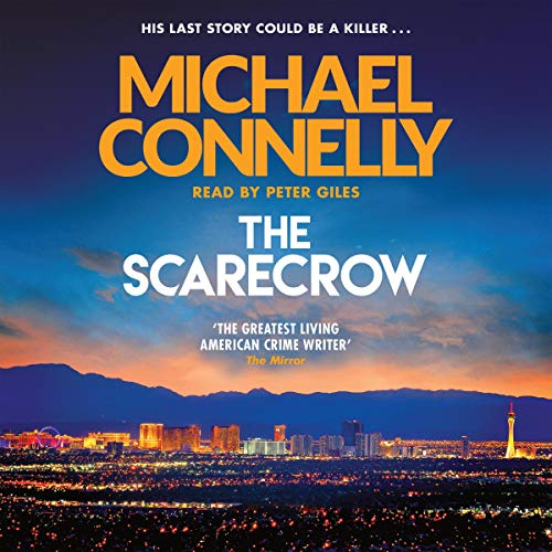 The Scarecrow: Jack McEvoy, Book 2 cover art